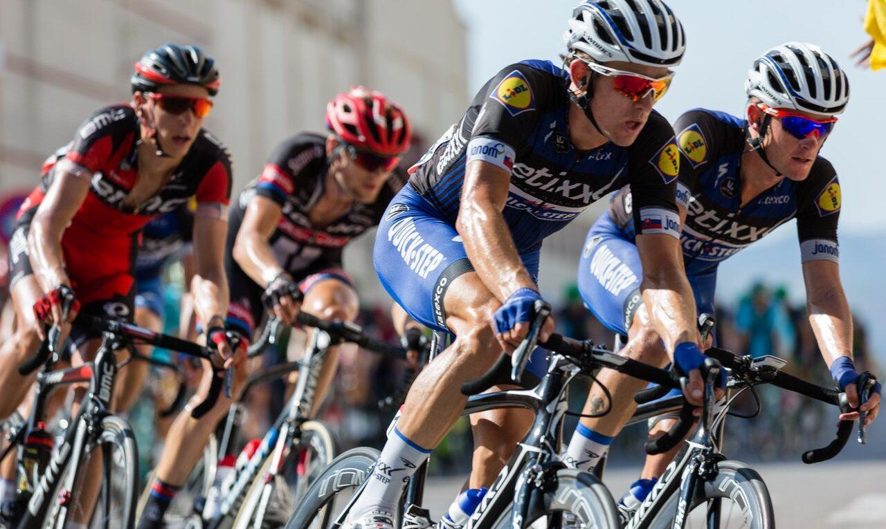 Jakie mięśnie pracują podczas jazdy rowerem?